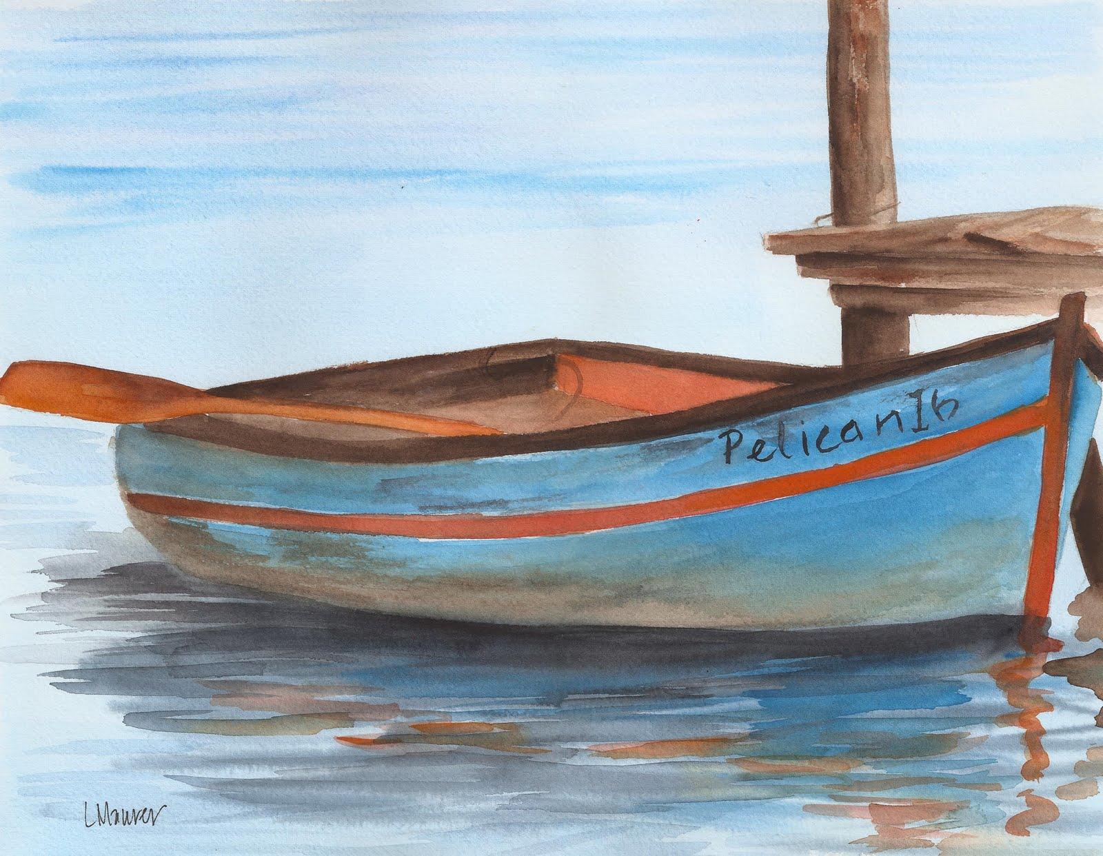 rowing | Lauren Maurer Artworks